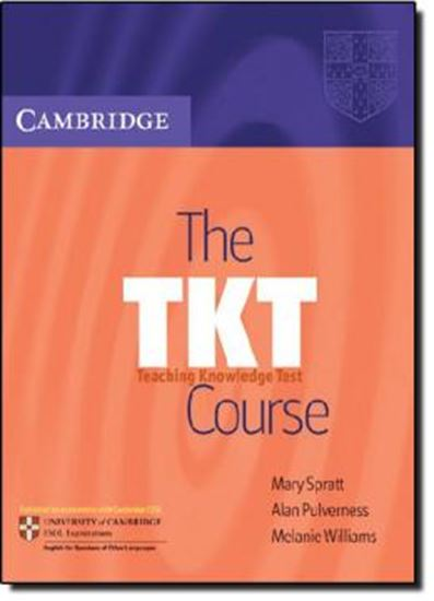 Picture of THE TKT COUSE STUDENT´S BOOK