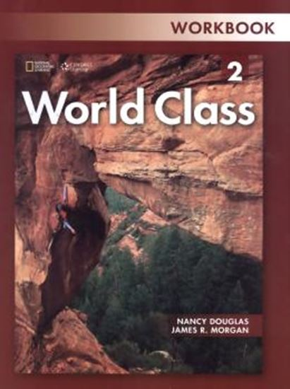 Picture of WORLD CLASS 2 WORKBOOK