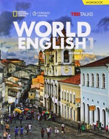 Picture of WORLD ENGLISH 1 WB  - 2ND ED