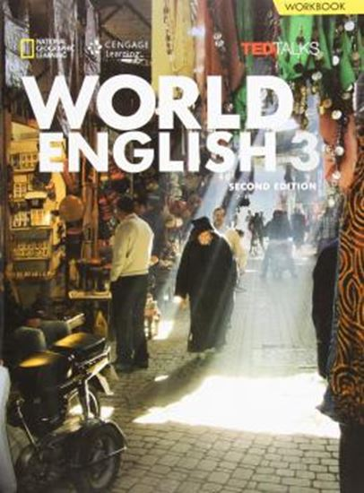 Picture of WORLD ENGLISH 3 WB - 2ND ED