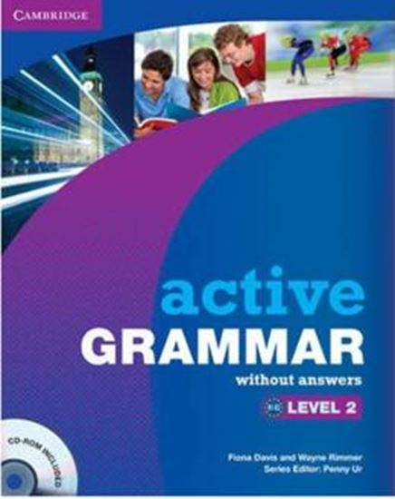Picture of ACTIVE GRAMMAR 2 STUDENT BOOK WITHOUT ANSWER & CDROM