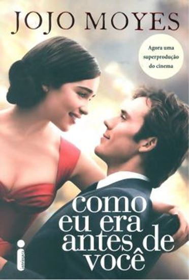 Picture of COMO EU ERA ANTES DE VOCE - CAPA DO FILME