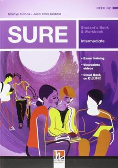 Picture of SURE INTERMEDIATE- SB AND WORKBOOK