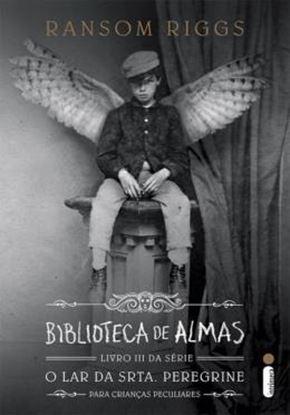 Imagem de BIBLIOTECA DAS ALMAS - SERIE O LAR DA SRTA PEREGRINE