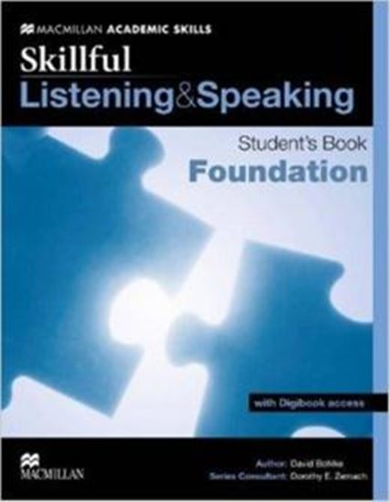 Picture of SKILLFUL LISTENING AND SPEAKING - SB