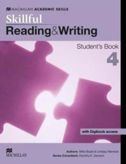 Picture of SKILLFUL 4 READING & WRITING STUDENTS BOOK PACK