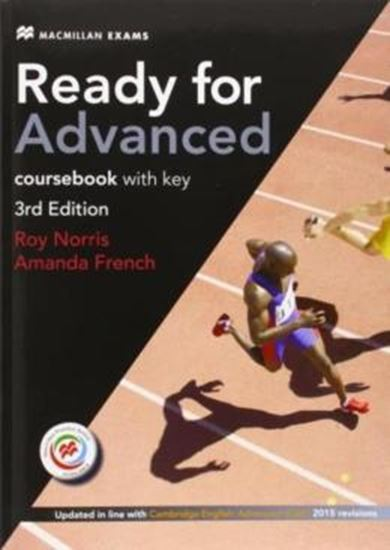 Picture of READY FOR ADVANCED STUDENTS BOOK WITH AUDIO CD AND MPO WITH KEY - 3RD ED