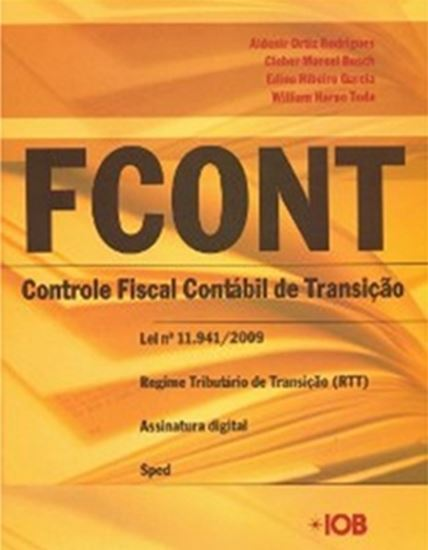 Picture of FCONT - CONTROLE FISCAL CONTABIL DE TRANSICAO