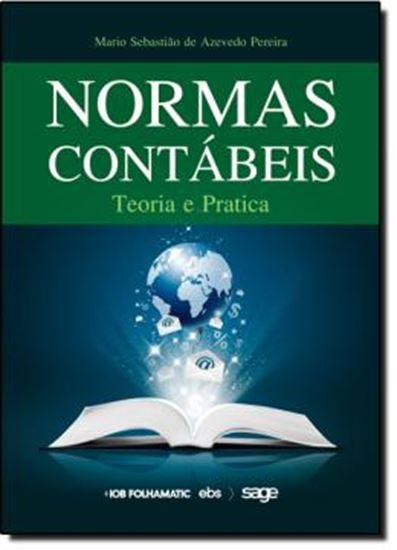 Picture of NORMAS CONTABEIS TEORIA E PRATICA