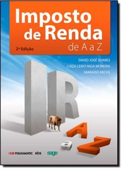 Picture of IMPOSTO DE RENDA DE A A Z - 2ª ED