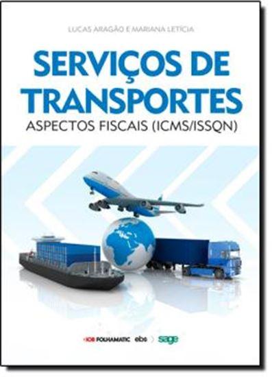 Picture of SERVICOS DE TRANSPORTES  ASPECTOS FISCAIS ICMSISSQN