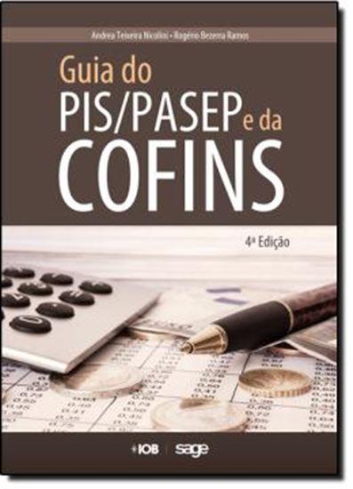 Picture of GUIA DO PIS PASEP E DA COFINS - 4ª ED