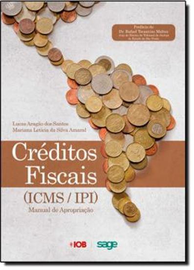 Picture of CREDITOS FISCAIS ICMSIPI  MANUAL DE APROPRIACAO