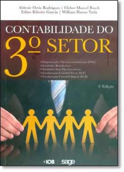 Picture of CONTABILIDADE DO 3º SETOR - 3ª ED