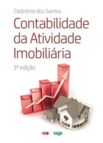 Picture of CONTABILIDADE NA ATIVIDADE IMOBILIARIA - 3ª ED