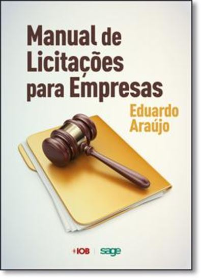 Picture of MANUAL DE LICITACOES PARA EMPRESAS