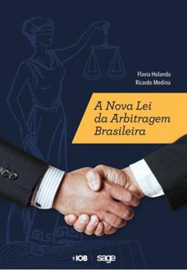 Picture of NOVA LEI DA ARBITRAGEM BRASILEIRA, A