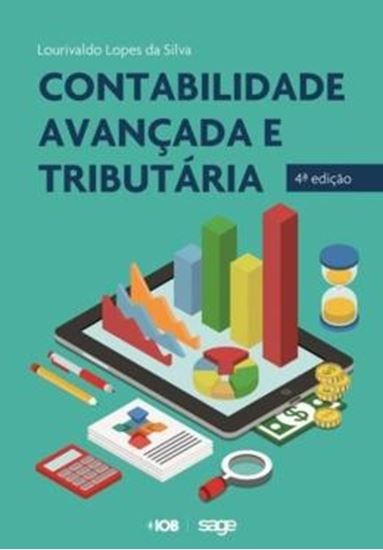 Picture of CONTABILIDADE AVANCADA E TRIBUTARIA - 4ª ED