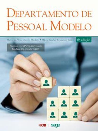 Picture of DEPARTAMENTO DE PESSOAL MODELO - 6ª ED