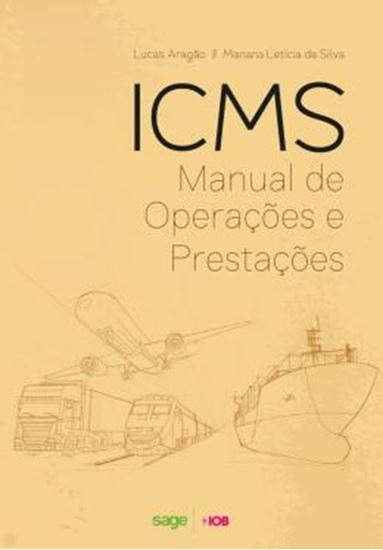 Picture of ICMS MANUAL DE OPERACOES E PRESTACOES
