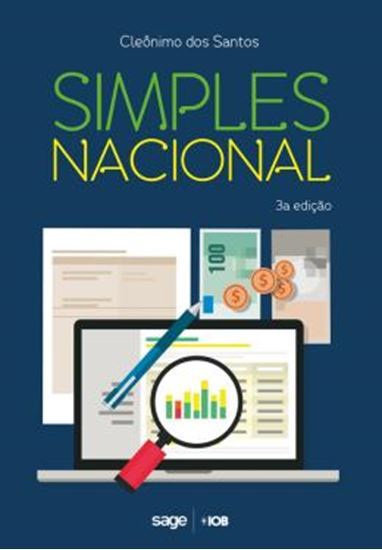 Picture of SIMPLES NACIONAL - 3ª ED