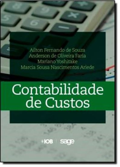 Picture of CONTABILIDADE DE CUSTOS