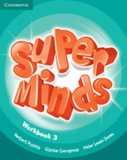 Picture of SUPER MINDS BRITISH 3 WORKBOOK