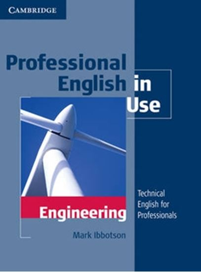Picture of PROFESSIONAL ENGLISH IN USE ENGINEERING STUDENT´S BOOK WITH ANSWERS