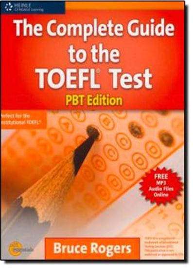 Picture of COMPLETE GUIDE TO THE TOEFL TEST - PBT EDITION