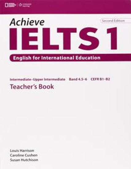 Picture of ACHIEVE IELTS 1 TB - 2ND ED