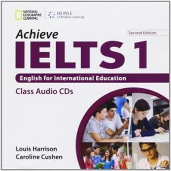 Picture of ACHIEVE IELTS 1 - CLASSROOM AUDIO CD - 2ND ED