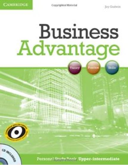 Picture of BUSINESS ADVANTAGE UPPER INT PERSONAL BOOK WITH CD