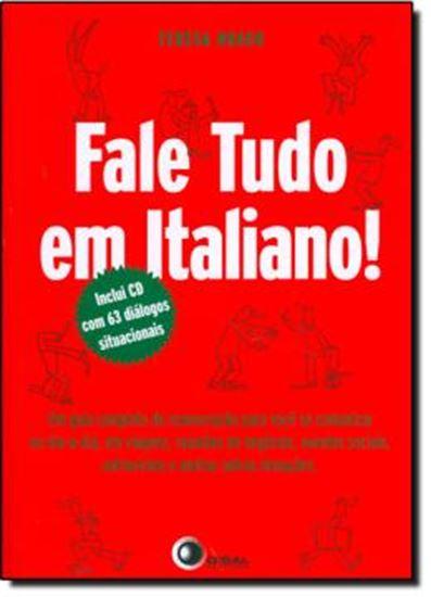 Picture of FALE TUDO EM ITALIANO! COM CD AUDIO
