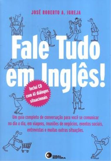 Picture of FALE TUDO EM INGLES! COM CD AUDIO