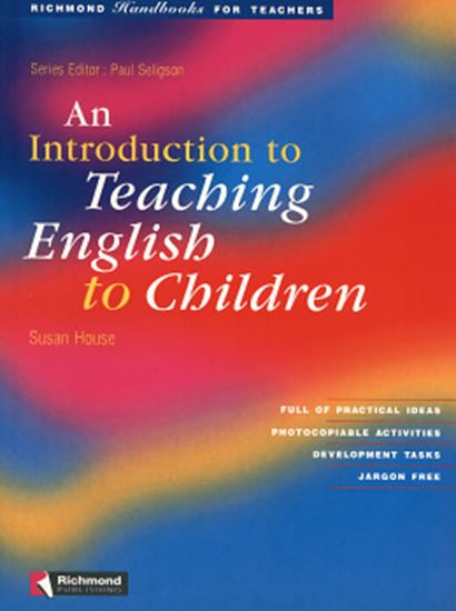 Picture of AN INTRODUCING TO TEACHING ENGLISH TO CHILDREN
