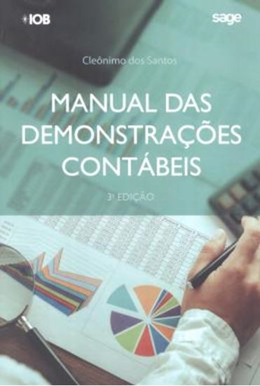 Picture of MANUAL DE DEMONSTRACOES CONTABEIS - 3ª ED