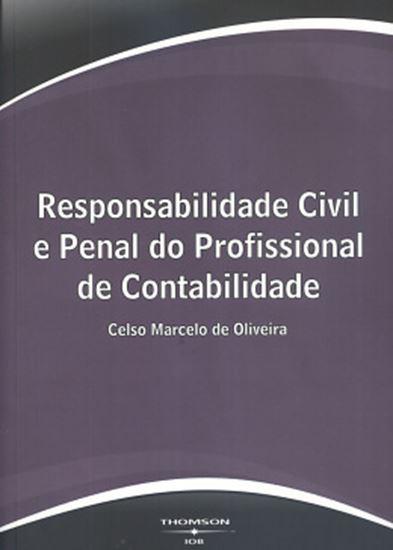 Picture of RESPONSABILIDADE CIVIL E PENAL DO PROFISSIONAL DE CONTABILIDADE
