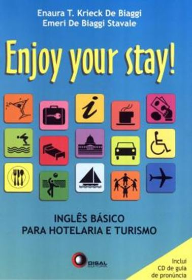 Picture of ENJOY YOUR STAY - INGLES PARA HOTELARIA E TURISMO