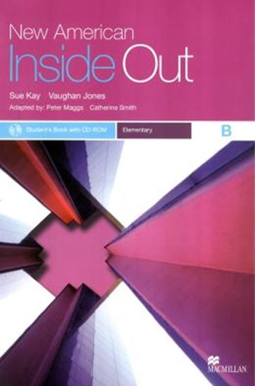 Picture of NEW AMERICAN INSIDE OUT ELEMENTARY SB B WITH CD-ROM