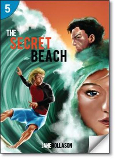 Picture of PAGE TURNERS 5 - THE SECRET BEACH