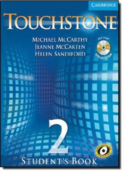 Picture of TOUCHSTONE 2 SB WITH CD/CD-ROM - 1ST ED