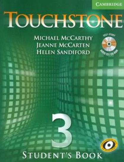 Picture of TOUCHSTONE 3 SB WITH CD/CD-ROM - 1ST ED