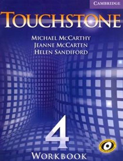 Picture of TOUCHSTONE WORKBOOK 4 - 1ST ED