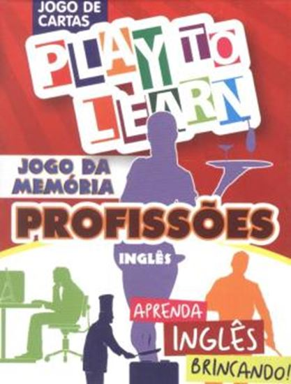 Picture of PLAY TO LEARN - JOGO DA MEMORIA
