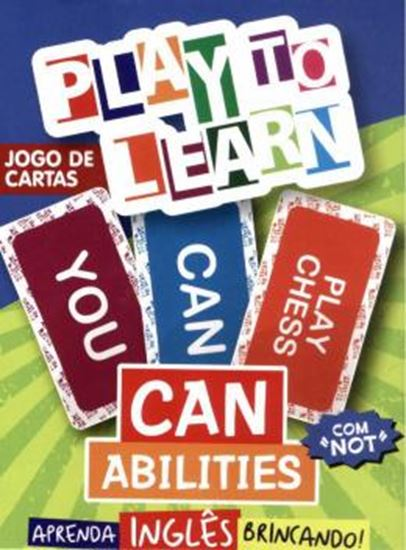 Picture of PLAY TO LEARN - JOGO DE CARTAS CAN ABILITIES