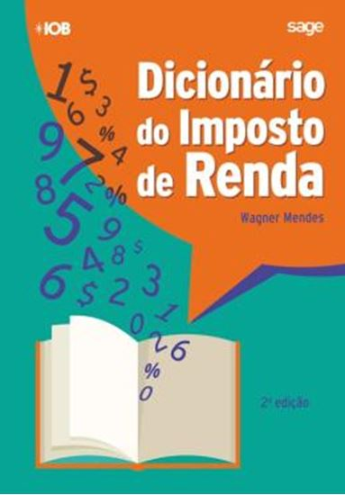 Picture of DICIONARIO DO IMPOSTO DE RENDA - 2ª ED