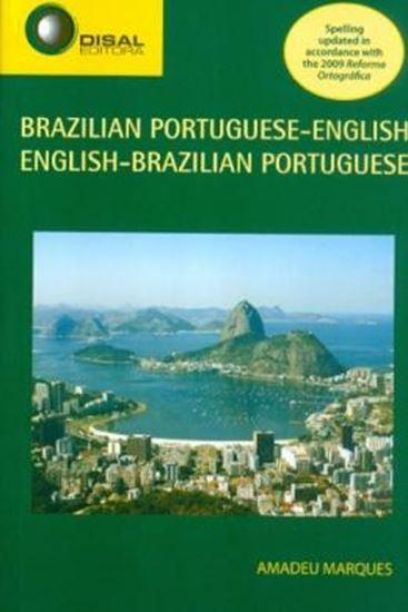 Picture of BRAZILIAN PORTUGUESE-ENGLISH / ENGLISH-BRAZILIAN PORTUGUESE - CONCISE DICTIONARY