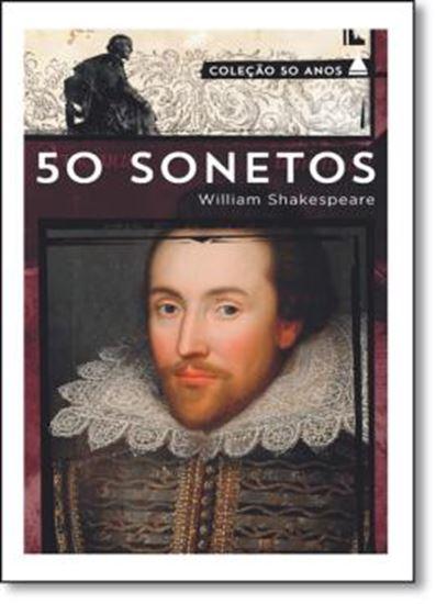 Picture of 50 SONETOS DE SHAKESPEARE