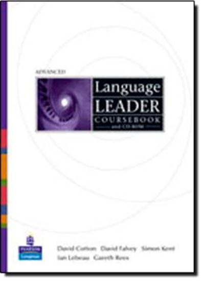 Picture of LANGUAGE LEADER ADVANCED STUDENT´S BOOK AND CD ROM