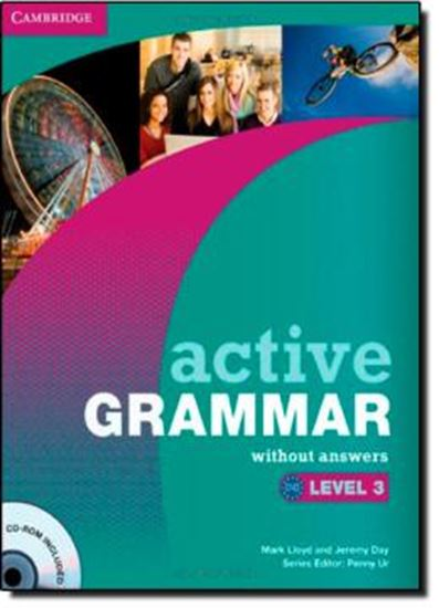 Picture of ACTIVE GRAMMAR - LEVEL 3 - WITH ANSWER & CDROM
